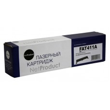 Тонер-картридж NetProduct (N-KX-FAT411A) для Panasonic KX-MB1900/2000/2020/2030/2051, 2K
