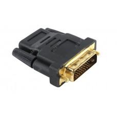 Переходник VCOM HDMI 19F ->  DVI-D  25M