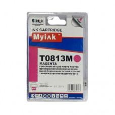 Картридж (T0823) EPSON R270/390/RX590/TX700/1410 кр (16ml, Dye) MyInk