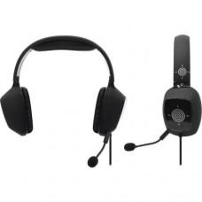 Наушники с микрофоном Defender Warhead HN-G130 (шнур 2м, с регулятором  громкости)  <64103>