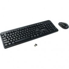 Комплект Gembird KBS-7002 Black (Кл-ра,FM,USB+Мышь 4кн,Roll,FM,USB)