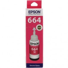 Чернила Epson T6643 Magenta  для EPS  Inkjet  L100