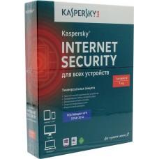 ПО Kaspersky Internet Security <KL1941RBEFS> для всех устройств на 5 устройств на 1 год