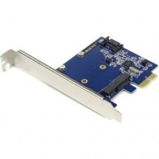OrientA1061S-MS(OEM)PCI-Ex1,SATA6Gb/s,1port-int,mSATA1port-int