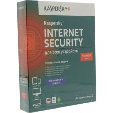 Kaspersky Internet Security для всех устройств < KL1941RBCFS > с правом установки на 3 устройства