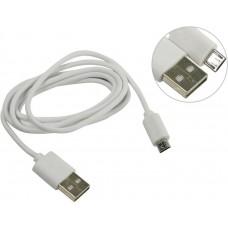 Smartbuy <iK-12c white>  Кабель USB  A-->micro-B  1.2м