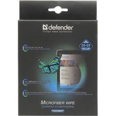 Defender <CLN30607> Салфетка из рассеченного микроволокна для  линз и  экранов,  многоразовая