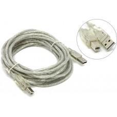 Кабель VCOM USB2.0 A-->B (5м)
