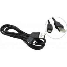 5bites <UC5007-010C> Кабель USB2.0 AM-->mini-B 5P 1м